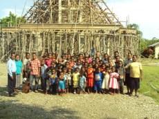 ANAK SKOLAH MINGGU Gereja Kemah Injil Jemaat Eklesia Nabire