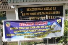 DIKLAT TINGKAT III DAN IV  PAPUA
