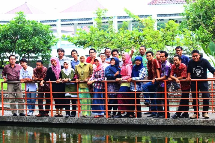 Mahasiswa Ilmu Pemerintahan UMY Yogyakarta