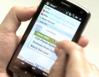 Mengirim SMS