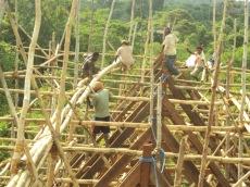 Pembangunan Gereja Kemah Injil Jemaat Eklesia Nabire  (17)