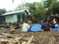 Pembangunan Gereja Kemah Injil Jemaat Eklesia Nabire  (18)