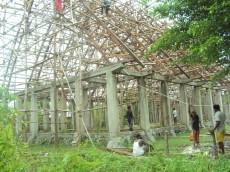 Pembangunan Gereja Kemah Injil Jemaat Eklesia Nabire  (22)