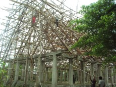 Pembangunan Gereja Kemah Injil Jemaat Eklesia Nabire  (23)