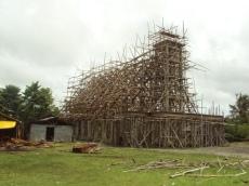Pembangunan Gereja Kemah Injil Jemaat Eklesia Nabire  (24)