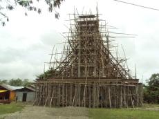 Pembangunan Gereja Kemah Injil Jemaat Eklesia Nabire  (25)