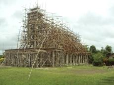 Pembangunan Gereja Kemah Injil Jemaat Eklesia Nabire  (27)