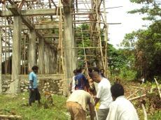Pembangunan Gereja Kemah Injil Jemaat Eklesia Nabire  (28)