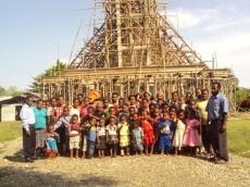 Pembangunan Gereja Kemah Injil Jemaat Eklesia Nabire  (52)