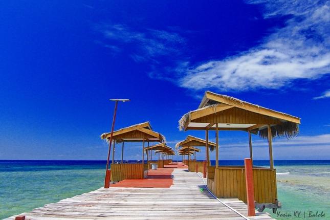 Pantai Monalisa Nabire